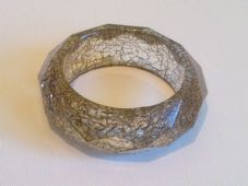 Faceted Bangle